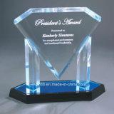 Custom Acrylic Crystal Trophy for Souvenir
