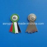 Metal Silver UAE Printing Sticker Badges Wholesale