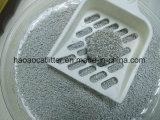 1-2mm White Bentonite Cat Litter, Soft for Paws