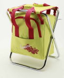New Listing of Spring Leisurely Leisure Bag Portable Campstool Gardening Kits Can Be Customized Logo Garden Tool Set