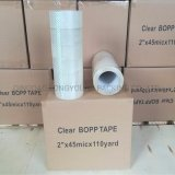 "Wholesale Price PVC Tape Transparent 2"" 45mic BOPP Adhesive Tape"