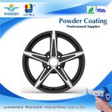 Aluminum Wheel-Hub Powder Coating for Auto Spare Part