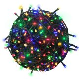 Factory Wholesale IP44 110V-260V Decoration LED Garland Fairy String Light