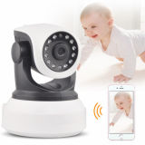 Wireless 720p Pan Tilt Network Security CCTV Night Vision IP Camer WiFi Webcam