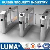 Access Control Automatic Barrier Flap Barrier / Swing Gate for Entrance or Exit