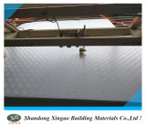 Factory Direct Supplier PVC Gypsum Ceiling Tiles 595*595 Board with Foil Aluminum Back Cheapest Price