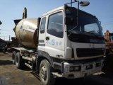 Used Concrete Mixer Truck Isuzu 9m3 for Sale /Nissan Hino Ud Concrete Mixer Truck