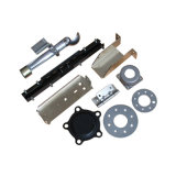 Car Dealers Stainless Steel Genuine Hyundai Spare Part Stamping Part