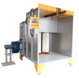 Powder Coating Equipment with Manual Powder Painting Booth and Oven