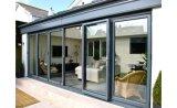 System Price and Exterior Metal Aluminum Design Sliding Glass Door