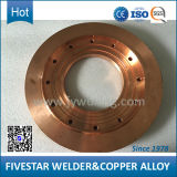 C18150 Welding Electrodes for Seam Welder with High Conductivity and Hardness