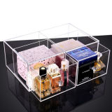 Super Large Transparent Drawer Type Cosmetic Storage Box