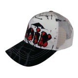 Cheap Trucker Cap with Print Logo Bb1717