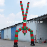 Cartoon Character Type Upsidedown Inflatable Air Dancer