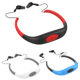 Waterproof Sports MP3 FM Radio Swimmer MP3 Player