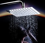 Bathroom Accessories Ultrathin S. S Rain Overhead Shower