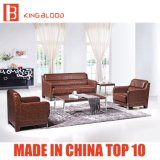 Hotel Lounge Furniture PU Leather Sofa
