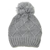 Fashion Style Knitted Hat Winter Beanie Hat (HY181018116)