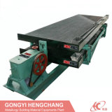 Shaking Table for Copper Beneficiation