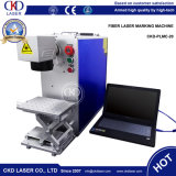 Cheap Fiber Laser Marking Machine for Advertising Metal Plastic