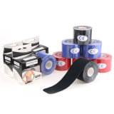 Custom Elastic Sports Muscle Athletic Tape Waterproof Muscle Kinesiology Therapy Sports Tape