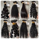 Factory Supply Hair Bundles Wholesale Virgin Remy Hair Weave 100% Brazilian Human Hair
