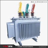 China Three-Phase Distribution Electric Transformer with Toroidal Coil - China Power Transformer, Electric Transformer