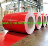 Color Coated Prepainted Galvanized Steel Coil PPGI with Ral Color