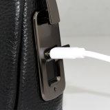Man Handbags Smart Lockable Business Fingerprint Wallet Tote Bags