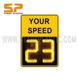 Car Alarms Swing Solar LED Radar Speed Signs Meter China Speed Control Limit Remove Detector Display Speed Radar Speed Radar