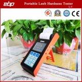 Portable Digital Rebound Leeb Hardness Testing Equipment with Printer