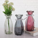 Small Flower Glass Vases Wholesale Cheap