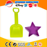 Cheap Plastic Shovel and Star Beach Tool Toy Kids Play for Fun Toy with En71 Certificate