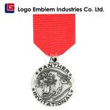 Wholesale Cheap Custom Design Metal Crystal Sport Gold Award Medal