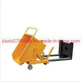 Forklift Attachment Material Handling Equipment Dump Mini Loader