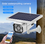 2020 Newest 4G SIM Card Solar Panel Bullet IP Battery Camera