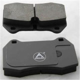 Performance Comfortable Non-Asbestos Automobile Brake Pads C2p15991