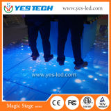 Super Bright RGB Full Color Color Stage LED Floor Dance 50*50cm