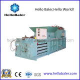 Pet Bottle Plastic Baler Machine Horizontal Baling Press with Ce