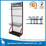 Supermarket Steel Metal Wire Display Rack