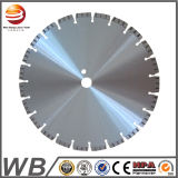 Laser Welded Diamond Circular Saw Blade for Asphalt / Reinforced Concrete