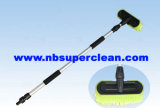 Telescopic Aluminium Water Flow Through Car Wash Brush (CN1992)
