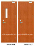 Timber Fire Door for Escape Passage and Conduits (CHAM-FRTD01)