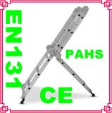 Multi-Purpose Foldable Aluminum Ladder/Stairway Extension Ladder