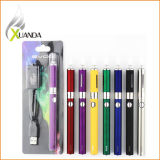 No Leakage No Burning 1.6ml Capacity 510 Thread Evod Blister Pack E Cigarette with Various Colors