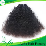 Malaysian Natural Virgin Remy Afro Kinky Curly Hair