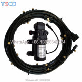 Ys Low Pressure 12m Outdoor Misting Cooling Pump