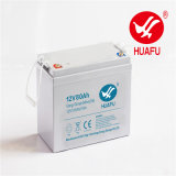 12V 80ah Deep Cycle Rechargeable Acid Lead-Gel Battery From China