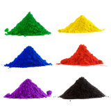China Manufacture Directly Sales Full Color Powder Resin Pigment