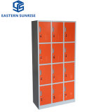 Cheap 12 Door Metal Steel Iron Storage Gym Locker